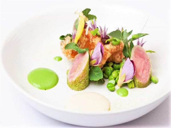 Salad-Recipe-with-Ham-cook-Pea-and-Mint-768x576