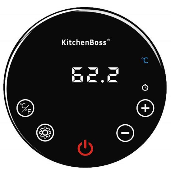 KitchenBoss-sous-vide-cooker-display