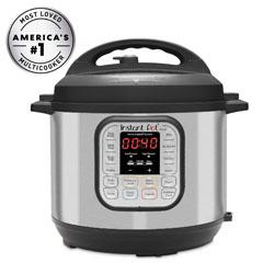 Instant Pot DUO 60 6 QT 7 in 1 pressure cooker