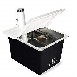 EVERIE Sous Vide Container for Breville Joule Sous Vide Cooker