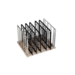 VERIE Weight-Added Sous Vide Rack