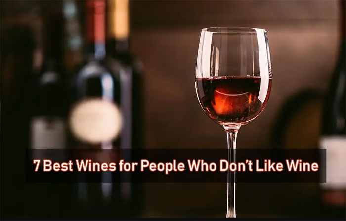 7 Best Wines for People Who Don't Like Wine 2021