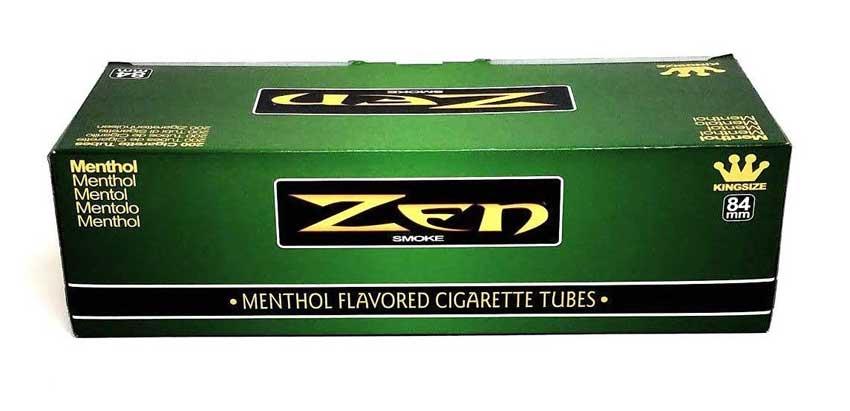 Menthol King Cigarette Tube