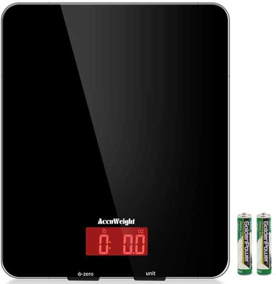 AccuWeight-201-Digital-Multifunction-Meat-Food-Scale