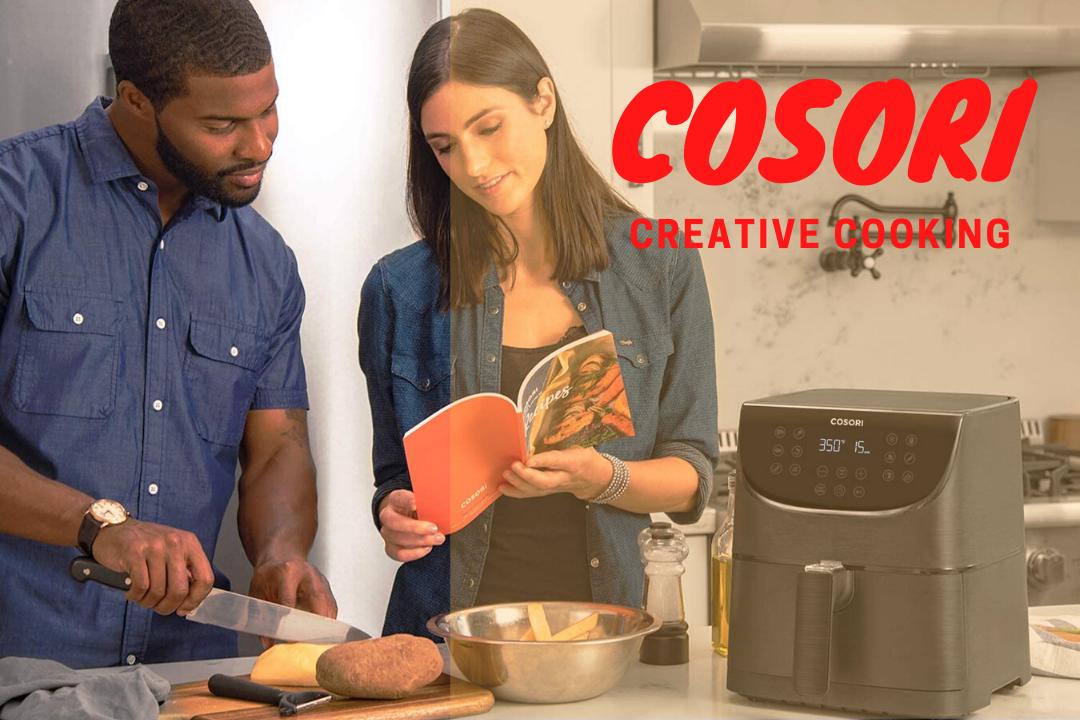 cosori creative cooking