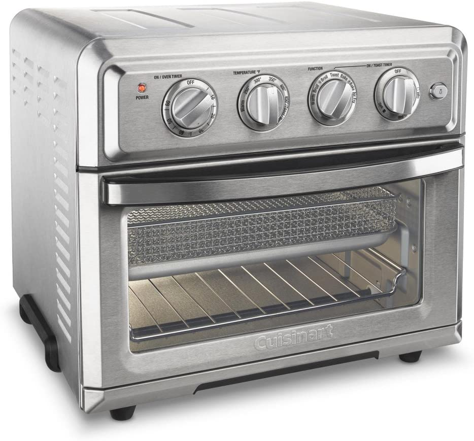 cuisinart air fryer capacity