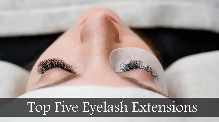 Top Five Eyelash Extensions to Buy this Year