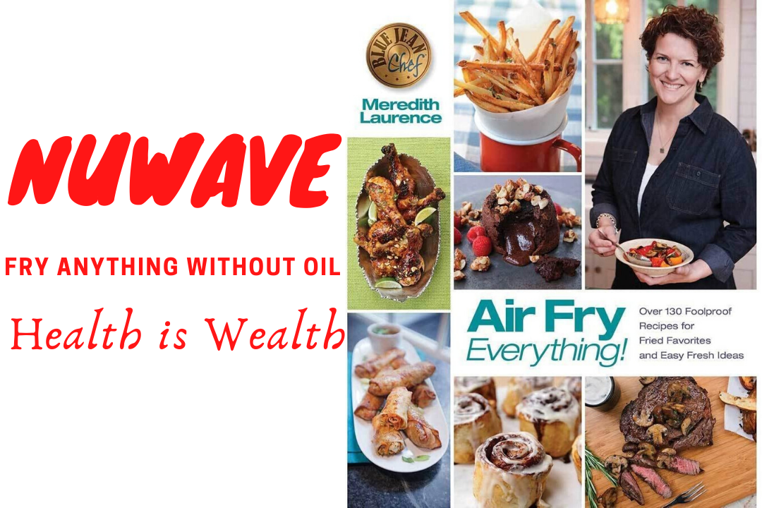 nuwave-fry without oil