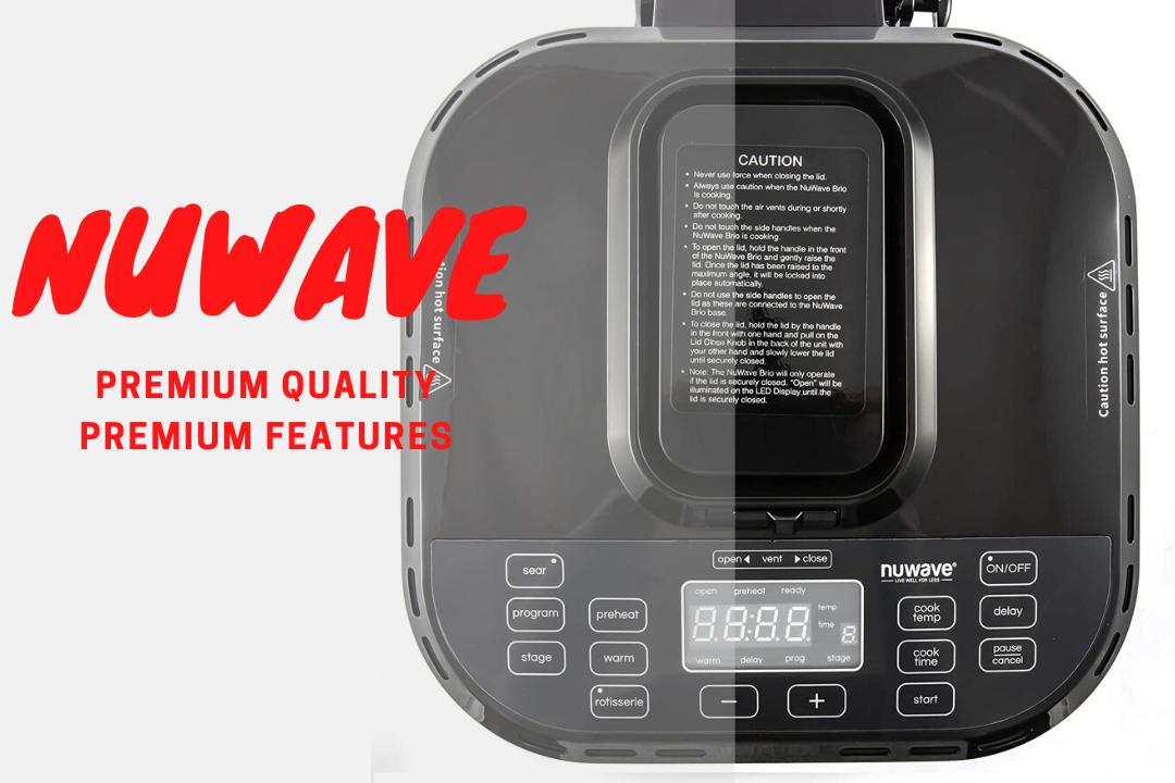nuwave premium feature