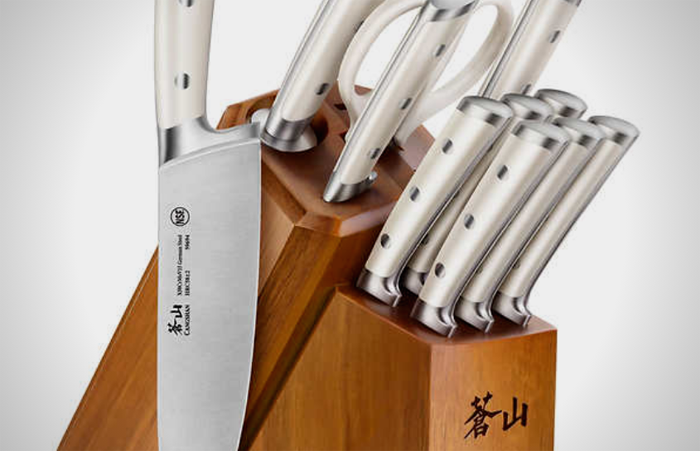 Wusthof Classic Knife Set- Kitchen Life Made Easy