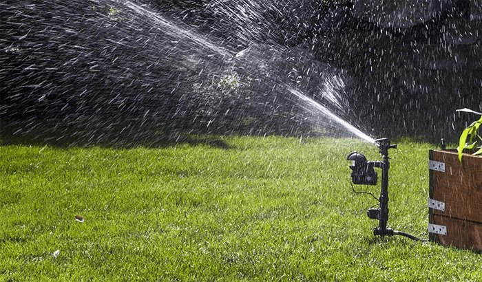Motion Activated Sprinkler: Safeguard your Garden, Plants and property from Invasion