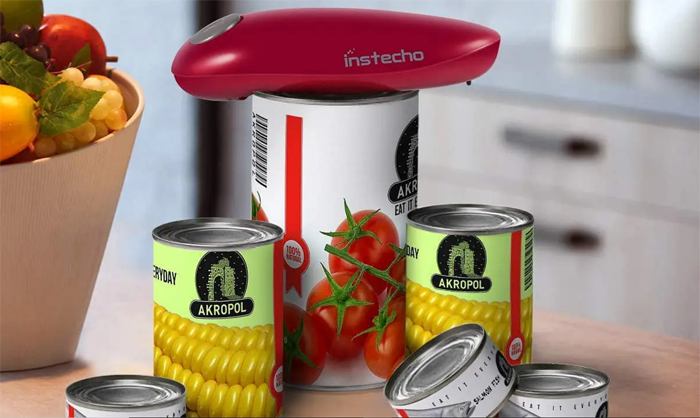 Best Electric Can Opener [Useful Gadget for Your Kitchen]
