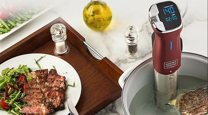Kitchen Gizmo Sous Vide Review – Great Value Sous Cooker