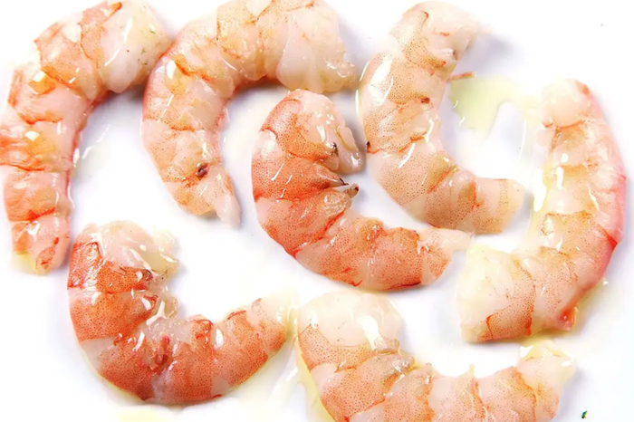 How to sous vide shrimp: Recipe, Temperature & Useful tips for sous vide cooking.