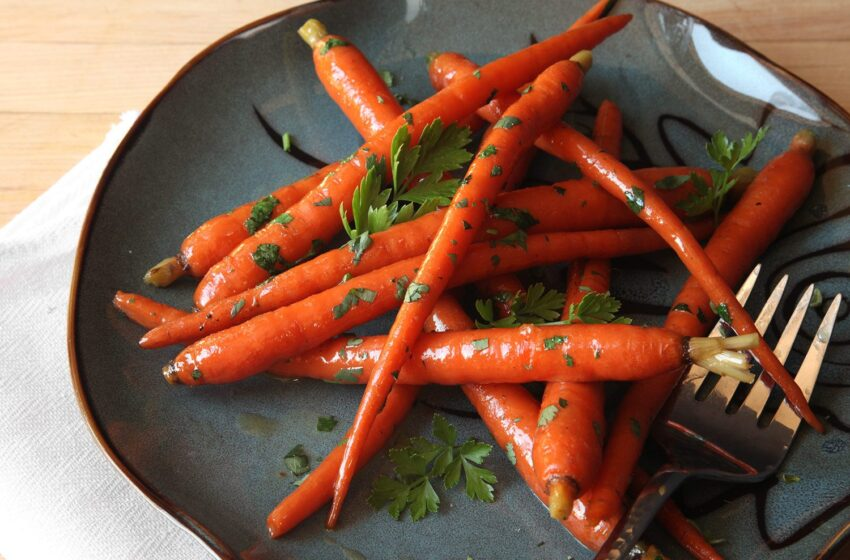 Sous Vide Carrots: The Easiest way to Cook this Riveting Dish