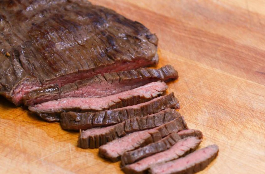 Sous Vide Flank Steak Recipe [Review]