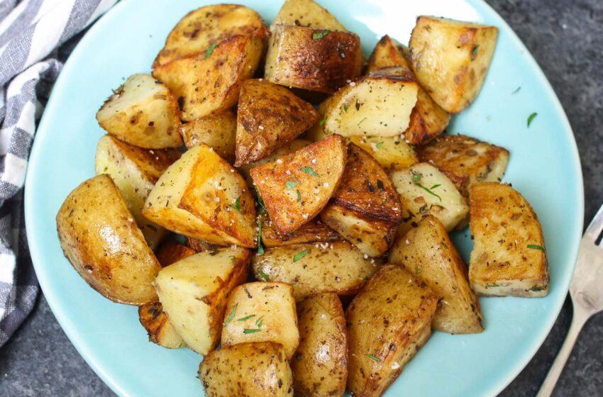 Sous Vide Potatoes Recipe [Brief Guide]