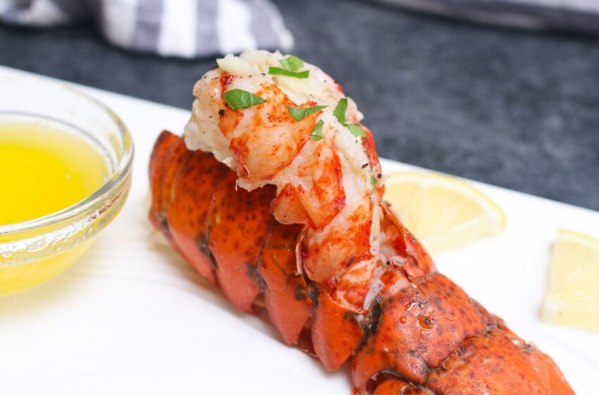 Top 3 Sous Vide Lobster Tail Recipes 2021