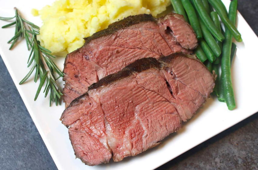 Sous Vide Chuck Roast Recipe