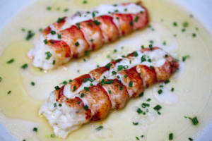 sous vide lobster tail recipe