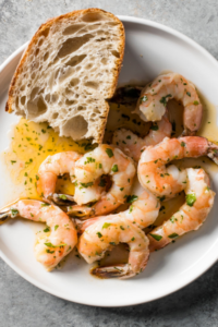 sous vide shrimp recipe