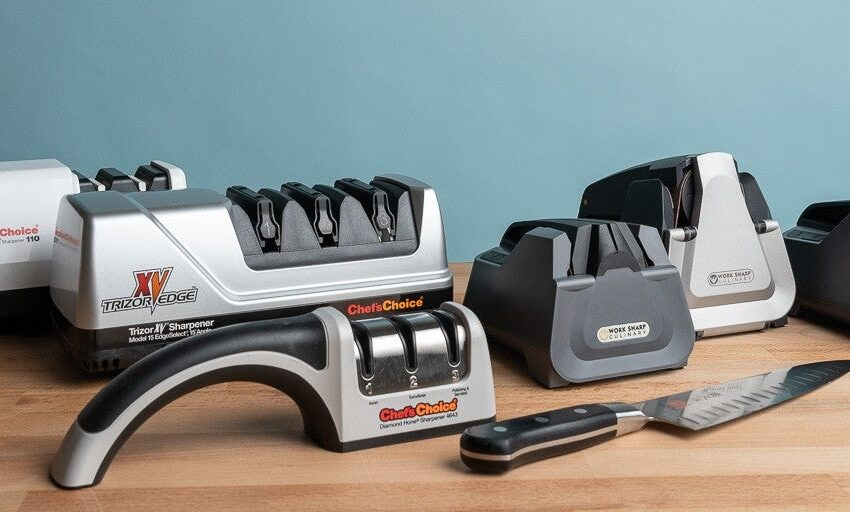 Chef's Choice Knife Sharpener Review [Brief Guide]