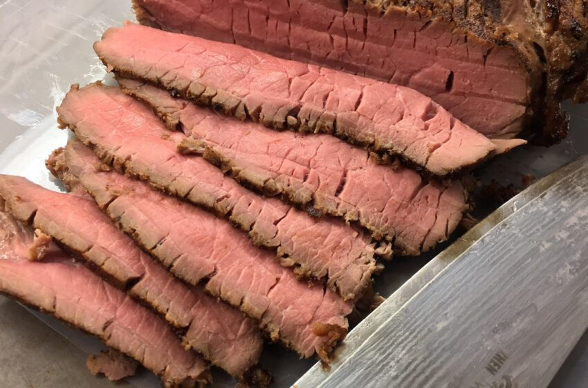 Sous Vide London Broil Recipe [Easy & Quick Made]