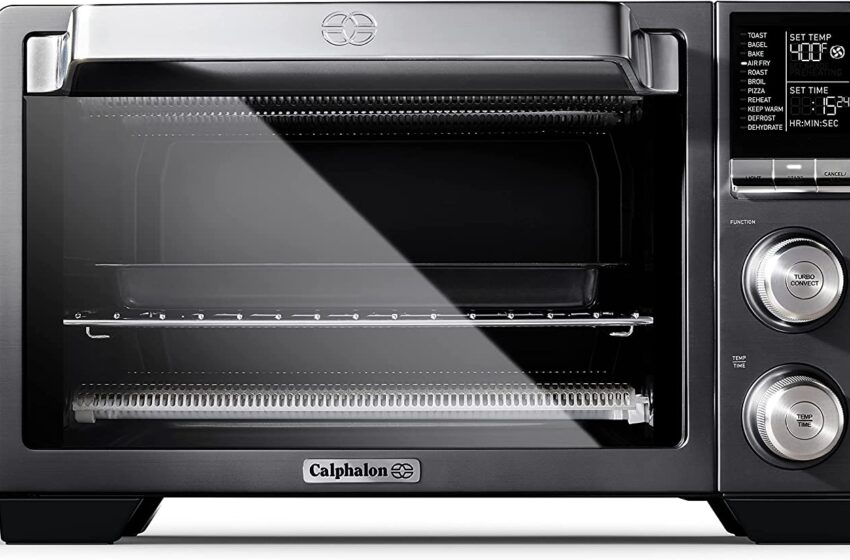 The Ultimate Review of Calphalon Quartz Heat Countertop Toaster Oven
