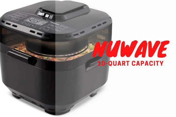 10-Quart-Capacity