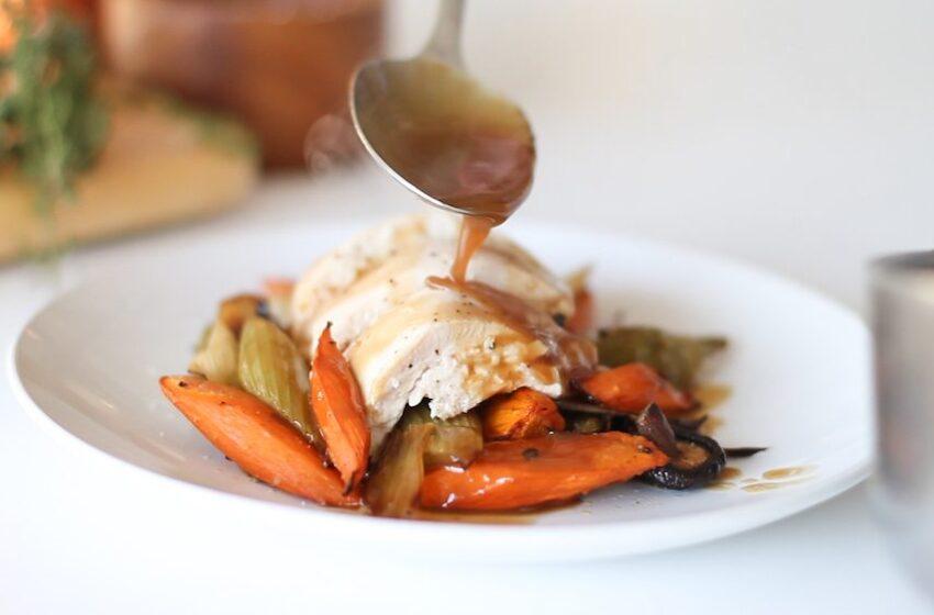 Sous Vide Whole Chicken Recipe [Best Sous-Vide Cooker]