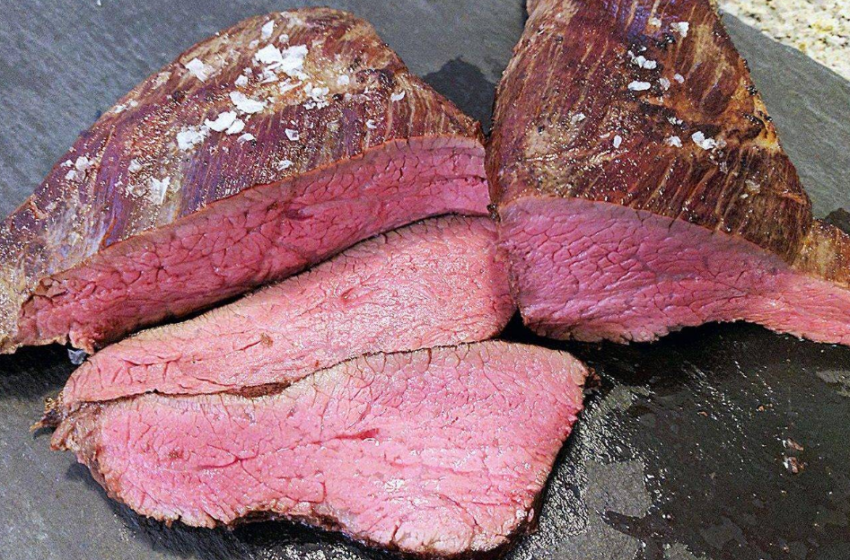 The Yummiest Sous Vide Tri Tip Steak Recipe
