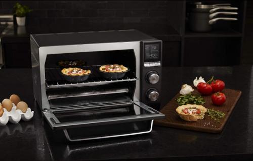 calphalon quartz heat countertop toaster oven reviews