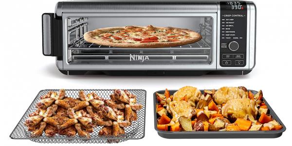 ninja foodie digital air fry oven review